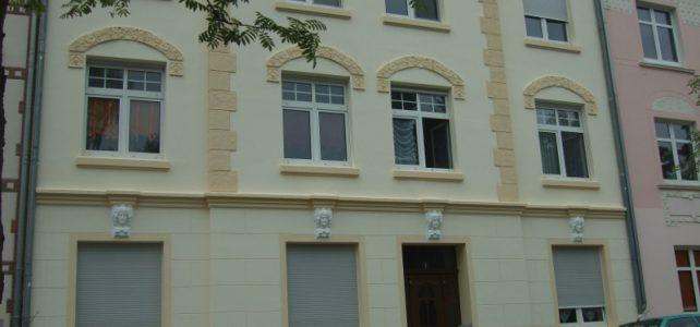 Fassaden-Arbeiten