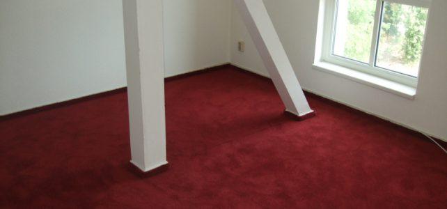 Teppich und Laminat Arbeiten